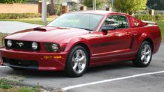 Stunning 2007 Ford Mustang Photos Gallery