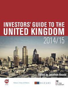 Investors' Guide to the United Kingdom 2014/15
