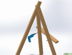 3 Ways to Make an Easel - wikiHow