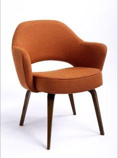 Eero Sarinen, Executive Armchair For Knoll, 1957.
