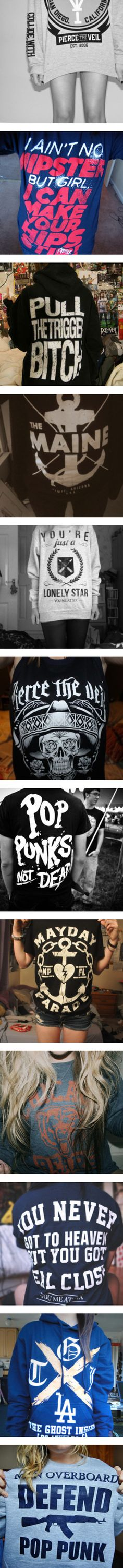 """""""+ band merch // future icons."""" by makennah ❤ liked on Polyvore"""