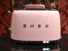 Meet the New Smeg 50's Retro Style Small Home Appliances