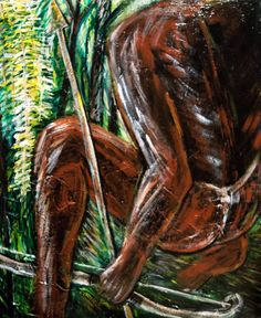 Oxossi - Oxóssi in Umbanda is the orisha of hunting and plenty, the forests and the relationship between the animal and plant kingdom. It is represented hunting in the woods with his bow and arrow. Oxóssi is expanding the limits while hunting is a metaphor for knowledge, the largest expansion of life. Currently, the cult of Oxóssi is virtually forgotten in Africa, but is widespread in Brazil, Cuba and other parts of America where the Yoruba culture prevailed.