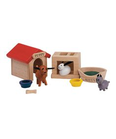 Another great find on #zulily! The Pet Set by Ryan's Room #zulilyfinds