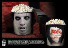 Motor City Nightmares: Horror Buckets