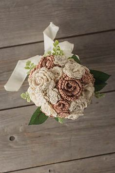 Ravelry: Bouquet pattern by Jennifer E. Ryan