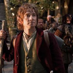 Bilbo Baggins - on a journey
