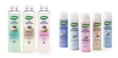 Radox - Consumer world: The bathroom essentials: soap, toothpaste, shower gel, shampoo; bought together, but driven by widely different needs and motivations: Effective and trusted problem-solving, decorative feel-good factor, fashion accessory, stock-up for less.