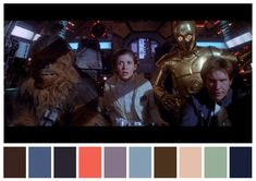 Star Wars: Episode V - The Empire Strikes Back (1980) dir. Irvin Kershner