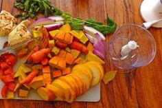 Suppenwürze leicht, schnell und selbst gemacht!   Wir leben nachhaltig Carrots, Vegetables, Food, Sustainability, Carrot, Veggies, Vegetable Recipes, Meals, Yemek