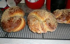 St. Joseph's Day Bread from Cooking with Nonna