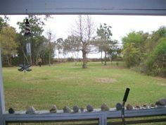 SOLD!!  390 J BELL LANE --AFFORDABLE DIRECT SOUNDFRONT HOME ON LIVE OAK SHADED  1 ACRE LOT-YOU CAN HEAR THE QUIET OVER 112 ON THE SOUND WITH VIEWS OF BOATS WILDLIFE and WEATHER. ALMOST 1900 SF 3 BRM2 BATH HOME CURRENTLY RENTED AS A DUPLEX. USE NOW AS SUMMER HOME OR REMOVE and BUILD YOUR DREAM HOME HERECROATAN SCHOOL DISTRICT-NO CITY TAX OR HOA DUES. VERY PRIVATE - VERY COMFORTABLE