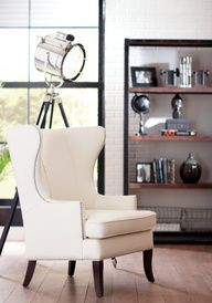 Clean and uncluttered. HomeDecorators.com