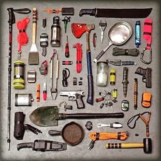 It's and we've created a brand new list of essential survival items for this year! The best bushcraft gear, survival tools, and prepping gear, all in this short list.