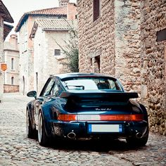 964 Turbo 3.6. Love it!