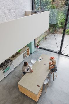 Gallery - Town House in Antwerp / Sculp[IT] - 14