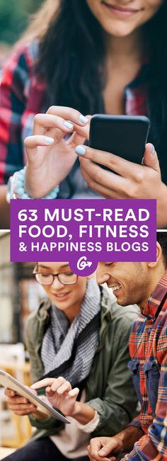 From out-of-this-world recipes to insightful posts about healthy living, these sites do it right.