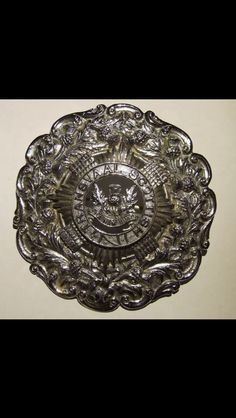 Transvaal Scottish plaid brooch Fitter collection