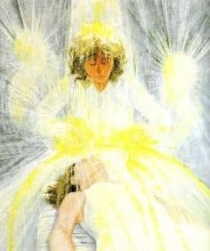 Energy healers gain information about the health of the body by scanning the energy/auric field with their hands.  They observe changes in feeling, heat, coldness, texture, density and sensation.