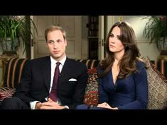 Youtube-The Royal Channel:  Prince William & Catherine Middleton Engagement Interview (Part 2)