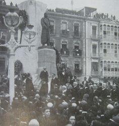 Resultado de imagen de monumento a canalejas alicante