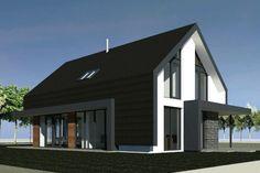 Nieuwbouw schuurwoning   Aalsmeer - Ontwerp van AL architecten voor een nieuw te bouwen schuurwoningaan de Machineweg in Aalsmeer.