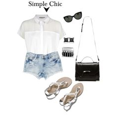 Untitled #12 by itisacs on Polyvore featuring polyvore, fashion, style, Calvin Klein, Abercrombie & Fitch, Mackage, Eva Fehren and Oliver Peoples