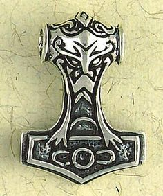 Thor's Hammer Pendant   Museum Store Company gifts, jewelry and more