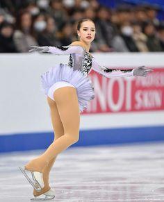 100%™ Alina Zagitova | Russian Figure Skating