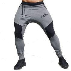 Picture 10 of 26 Mens Jogger Pants, Mens Sweatpants, Gym Track Pants, Mens Tracksuit Set, Gym Outfit Men, Bodybuilding Clothing, Joggers Outfit, Track Suit Men, Soccer Shirts
