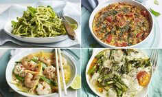 Delicious ideas for lunch on the go and super speedy suppers #DailyMail