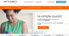 Ing Direct, Products