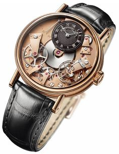 Breguet Tradition 7027.Pink Gold.Tourbillon