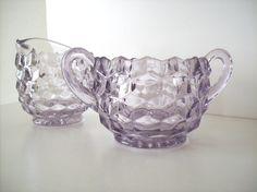 i love purple glass