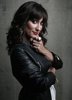 Ana Morgade, presentadora de la gala de inauguración de la Seminci http://revcyl.com/www/index.php/cultura-y-turismo/item/4687-ana-morgade-pres
