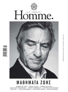 Homme No.97 on Behance