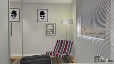 dormitorio dormitorio apoio office  - Galeria de Projetos Promob