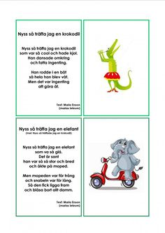 Mariaslekrum - Illustrerade sånger. Songs For Toddlers, Kids Songs, Learn Swedish, Swedish Language, Music For Kids, Music Classroom, Pre School, Preschool Crafts, Teaching Resources