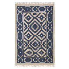 Fairtrade kilim rug £149