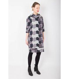 Marimekko Samu-Jussi Koski Print Dress, 40 - WST