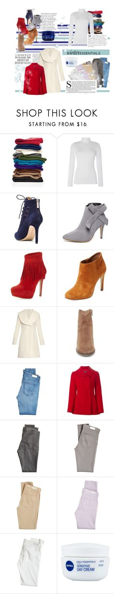 """Winter Essentials - 2015"" by maggiecakes ❤ liked on Polyvore featuring Neiman Marcus, Lauren Ralph Lauren, BCBGeneration, WithChic, Charles David, Elorie, J.W. Anderson, Steve Madden, AG Adriano Goldschmied and Dolce&Gabbana"
