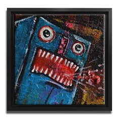 David Irvine SCNVDRV032 Signed Authentic Official Pop Wall Art