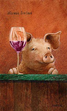 House Swine! #wine #humor #funny