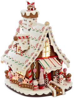 So cute to add to your Christmas village!