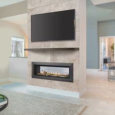 Majestic Echelon II 36 Inch See Through Linear Direct Vent Gas Fireplace MHS - Raumteiler ideen Direct Vent Gas Fireplace, Vented Gas Fireplace, Tv Above Fireplace, Linear Fireplace, Double Sided Fireplace, Home Fireplace, Living Room With Fireplace, Fireplace Design, Fireplace Ideas