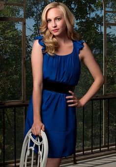 Her father and mother are active members of the local Republican political party. Candice Accola has one younger brother.
