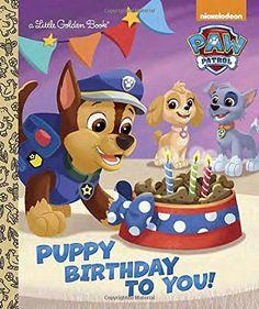 Puppy Birthday to You! (Paw Patrol) (Little Golden Book) ... https://www.amazon.com/dp/0553522779/ref=cm_sw_r_pi_dp_x_inyVxb3N30K1N