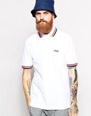 Fila Vintage Polo Shirt