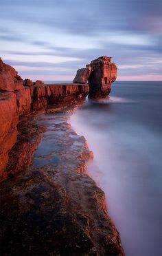 Pulpit Rock, Portland Bill, Dorset, England