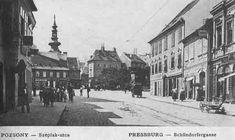 Obchodná ulica Bratislava, Mesto, Street View, Times